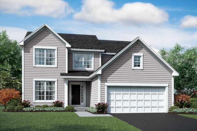 26560 W Winding Oak Lot#597 Trail, Channahon, IL 60410 (MLS #10332158) :: Helen Oliveri Real Estate