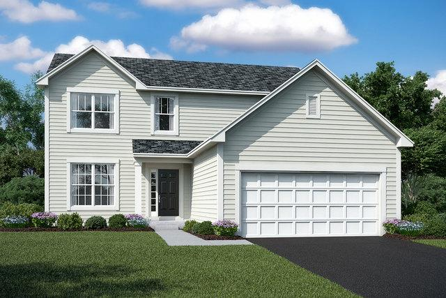 26502 W Wild Rose  Lot#583 Drive, Channahon, IL 60410 (MLS #10332309) :: Helen Oliveri Real Estate