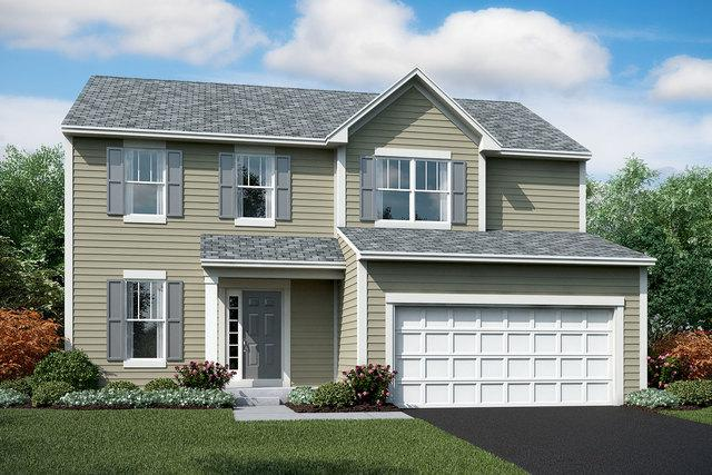 26425 W Old Farm  Lot#632 Trail, Channahon, IL 60410 (MLS #10332359) :: Helen Oliveri Real Estate