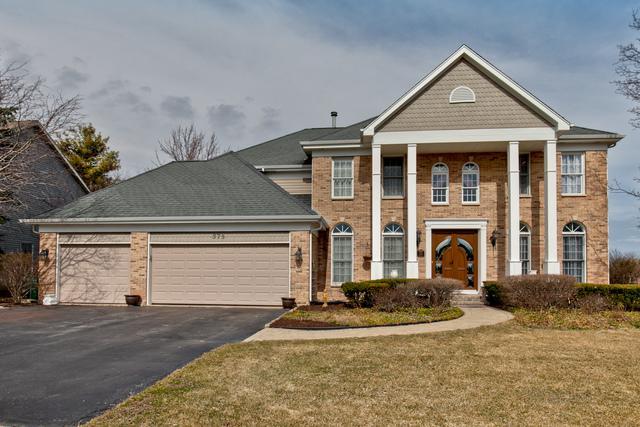 375 Waverly Drive, Mundelein, IL 60060 (MLS #10332507) :: Berkshire Hathaway HomeServices Snyder Real Estate
