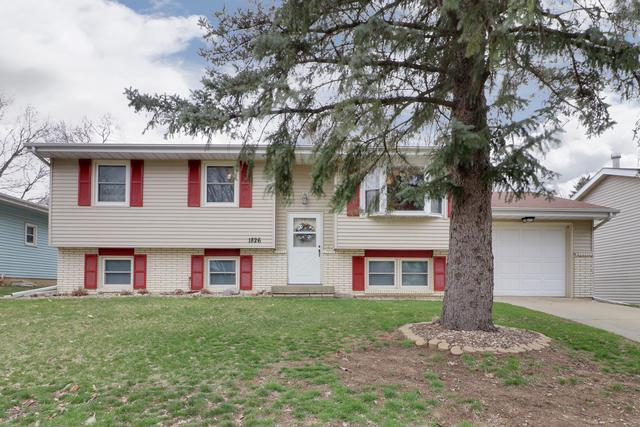 1826 Hoover Drive, Normal, IL 61761 (MLS #10332525) :: Janet Jurich Realty Group