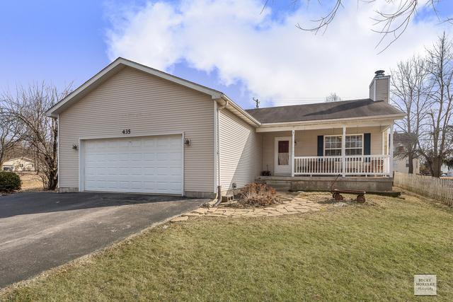 435 W Si Johnson Avenue, Sheridan, IL 60551 (MLS #10332556) :: Century 21 Affiliated