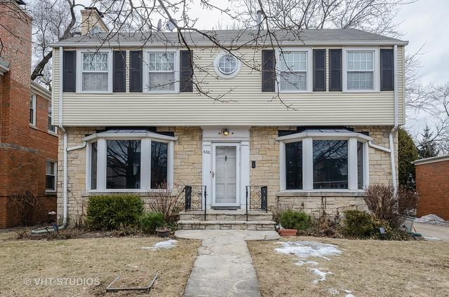 6320 N Legett Avenue, Chicago, IL 60646 (MLS #10332898) :: Domain Realty