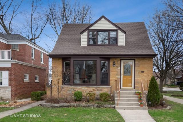 6556 N Spokane Avenue, Chicago, IL 60646 (MLS #10333393) :: Domain Realty