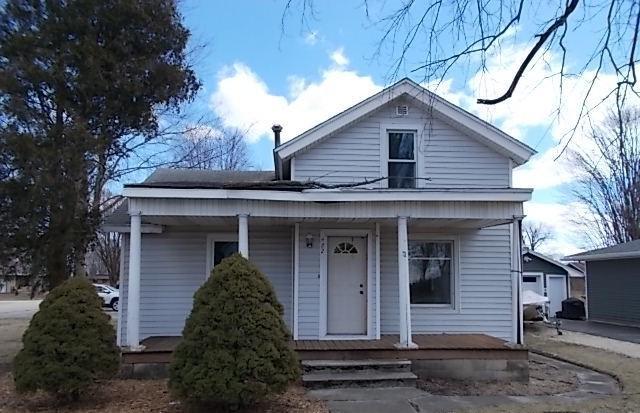 422 N Monroe Street, Gardner, IL 60424 (MLS #10333636) :: Domain Realty