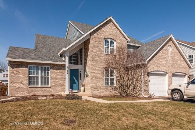 1454 Ashwood Drive, Elgin, IL 60123 (MLS #10333715) :: BNRealty