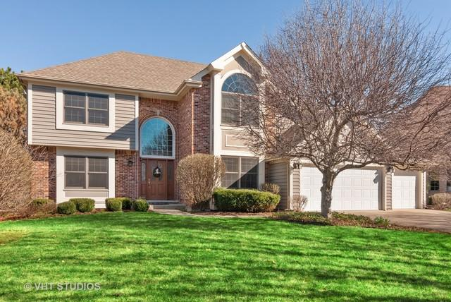 2490 Thurston Court, Aurora, IL 60502 (MLS #10334073) :: Helen Oliveri Real Estate