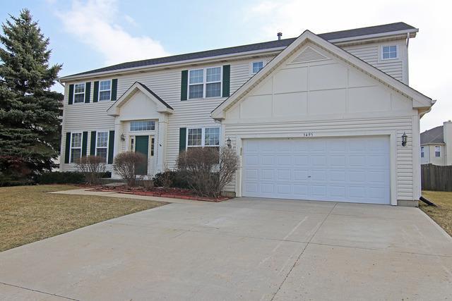 5495 Chapel Hill, Gurnee, IL 60031 (MLS #10334214) :: Domain Realty