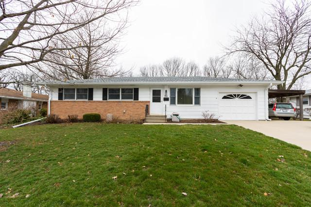 816 Sheridan Road, Normal, IL 61761 (MLS #10334367) :: Helen Oliveri Real Estate