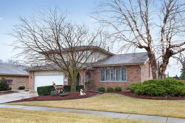 9349 178th Street, Tinley Park, IL 60487 (MLS #10334445) :: Helen Oliveri Real Estate