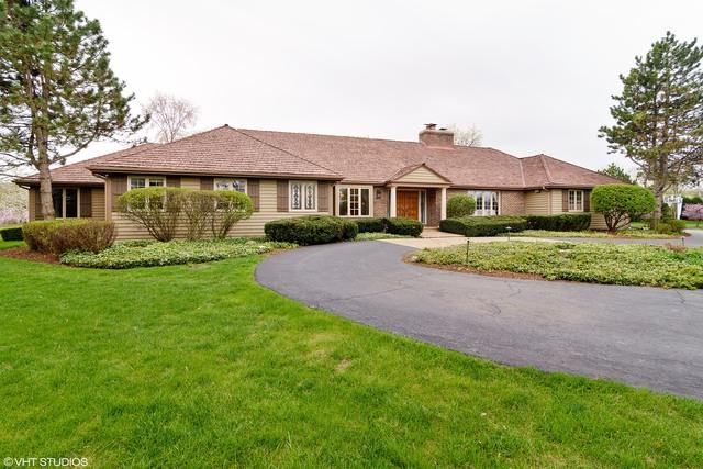 660 Thompsons Circle, Inverness, IL 60067 (MLS #10334562) :: Helen Oliveri Real Estate