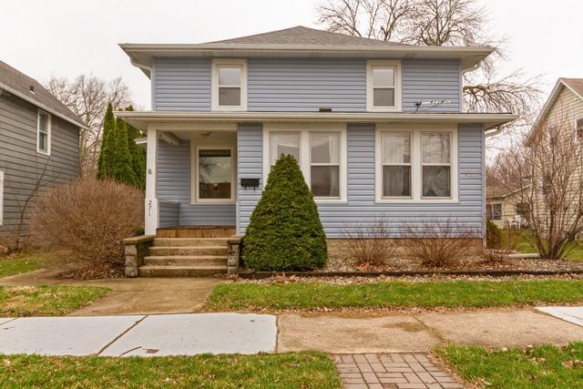 271 N Prairie Avenue, Bradley, IL 60915 (MLS #10334643) :: Century 21 Affiliated