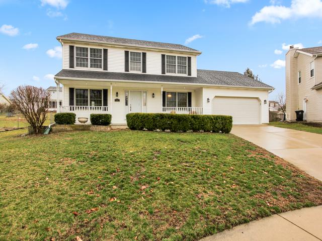 1501 Espey Drive, Bloomington, IL 61704 (MLS #10334744) :: Berkshire Hathaway HomeServices Snyder Real Estate