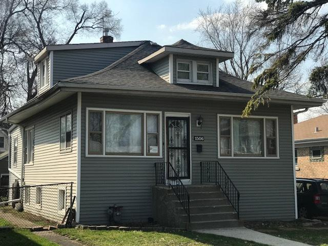 1506 N 33rd Avenue, Melrose Park, IL 60160 (MLS #10334756) :: Domain Realty