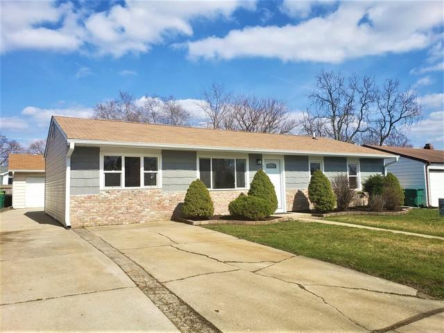 617 Lynn Avenue, Romeoville, IL 60446 (MLS #10334766) :: Century 21 Affiliated