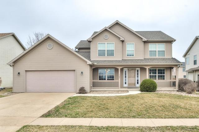 1195 Lodge Pole Lane, Normal, IL 61761 (MLS #10334809) :: Berkshire Hathaway HomeServices Snyder Real Estate