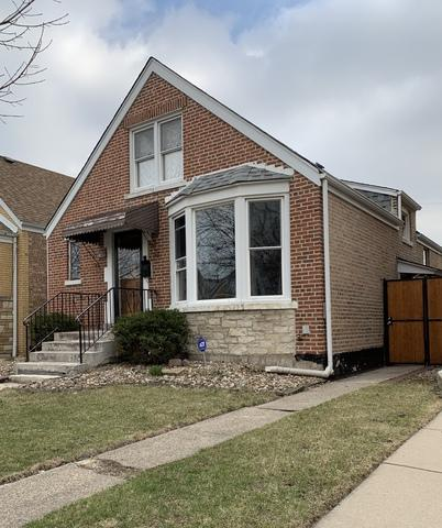 4049 W 57th Place, Chicago, IL 60629 (MLS #10334964) :: Helen Oliveri Real Estate