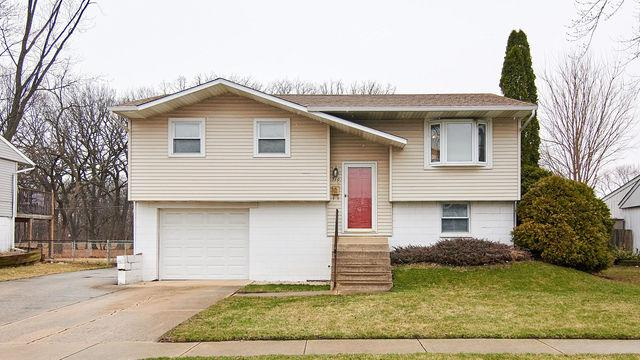 710 Yates Avenue, Romeoville, IL 60446 (MLS #10334987) :: Century 21 Affiliated