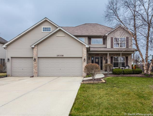 25308 Blakely Drive, Plainfield, IL 60585 (MLS #10335268) :: Helen Oliveri Real Estate