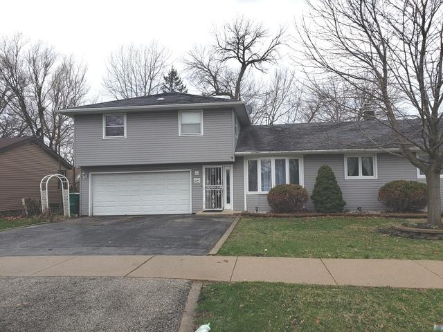 8240 Normandy Avenue, Burbank, IL 60459 (MLS #10335283) :: Century 21 Affiliated