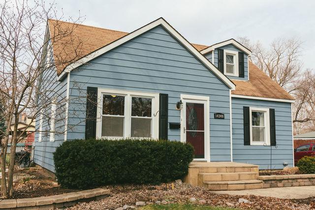 14340 Kolmar Avenue, Midlothian, IL 60445 (MLS #10335369) :: Domain Realty