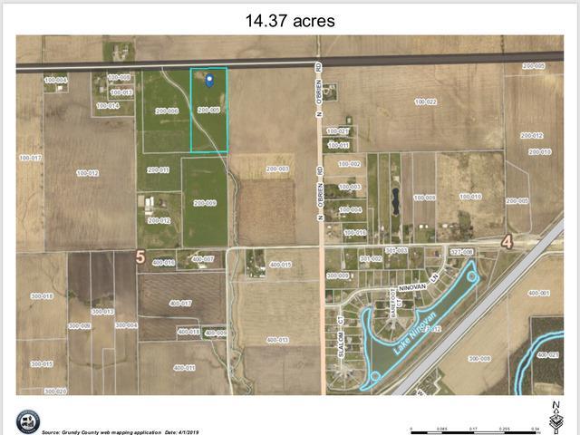 4625 Sherrill Road E, Minooka, IL 60447 (MLS #10335380) :: Domain Realty