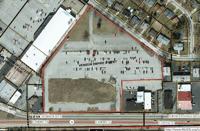 1312 Empire Street, Bloomington, IL 61701 (MLS #10335650) :: Jacqui Miller Homes