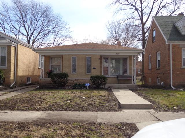 14221 S Dearborn Street, Riverdale, IL 60827 (MLS #10335999) :: Century 21 Affiliated