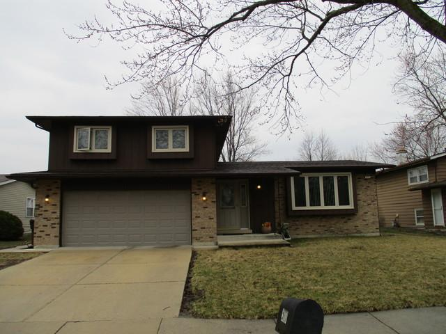 5117 Imperial Drive, Richton Park, IL 60471 (MLS #10336081) :: Helen Oliveri Real Estate