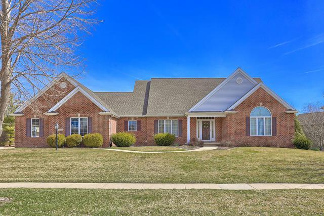 4412 Southford Trace Drive, Champaign, IL 61822 (MLS #10336093) :: Ryan Dallas Real Estate