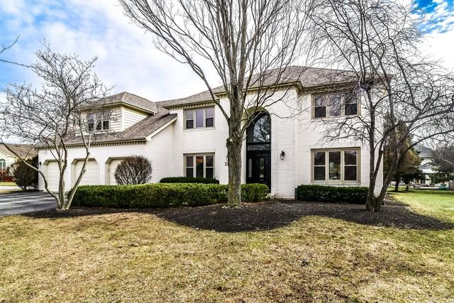 1400 Isleworth Court, Naperville, IL 60564 (MLS #10336175) :: Janet Jurich Realty Group