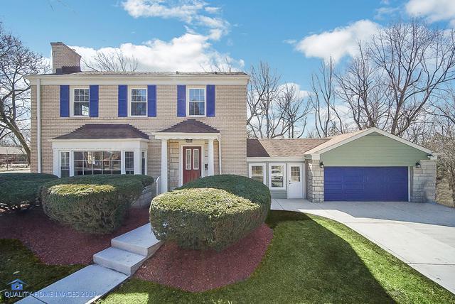 2708 Gordon Drive, Flossmoor, IL 60422 (MLS #10336364) :: Helen Oliveri Real Estate