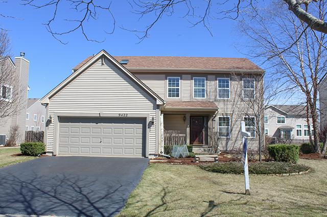 9422 Bristol Lane, Huntley, IL 60142 (MLS #10336367) :: Berkshire Hathaway HomeServices Snyder Real Estate