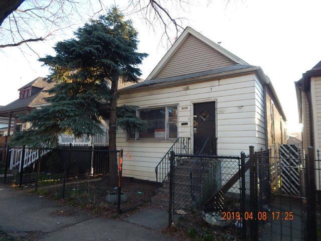 9226 S Harper Avenue, Chicago, IL 60619 (MLS #10336614) :: Leigh Marcus | @properties
