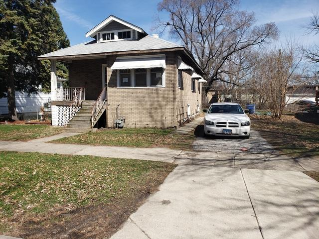 4429 Wenonah Avenue, Stickney, IL 60402 (MLS #10336677) :: Domain Realty