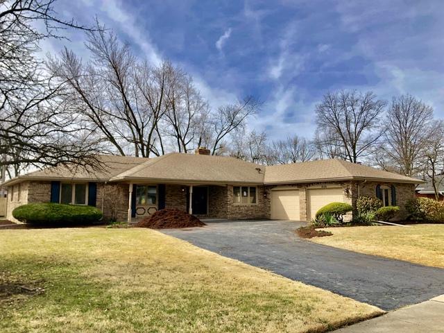 1626 Tina Lane, Flossmoor, IL 60422 (MLS #10336821) :: Helen Oliveri Real Estate