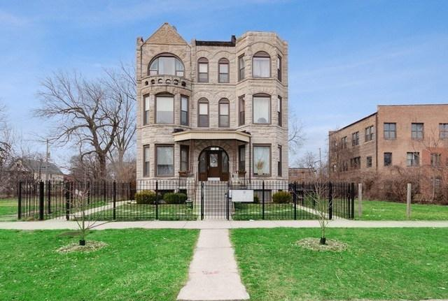 6418-20 Stewart Avenue, Chicago, IL 60621 (MLS #10336914) :: Domain Realty
