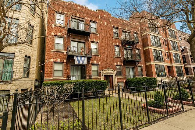 3741 N Wilton Avenue 3N, Chicago, IL 60613 (MLS #10336991) :: Century 21 Affiliated
