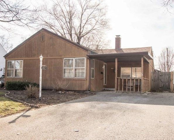 1654 N Franklin Street, Danville, IL 61832 (MLS #10337185) :: Helen Oliveri Real Estate