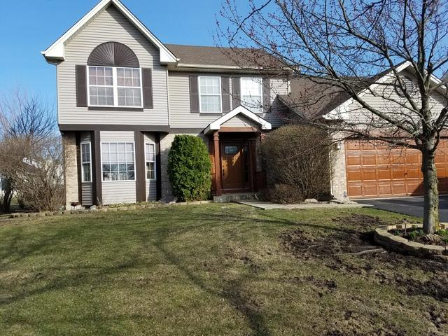 548 Lakeview Drive, Oswego, IL 60543 (MLS #10337206) :: Helen Oliveri Real Estate