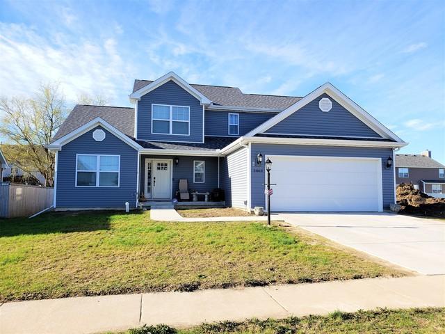 3803 Boulder Ridge Drive, Champaign, IL 61822 (MLS #10337221) :: Helen Oliveri Real Estate