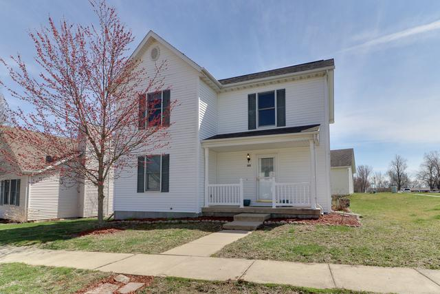 905 Perry Lane, Normal, IL 61761 (MLS #10337500) :: BNRealty