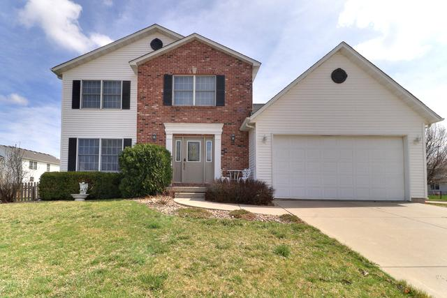 1504 Plantation Lane, Bloomington, IL 61704 (MLS #10337567) :: Janet Jurich Realty Group