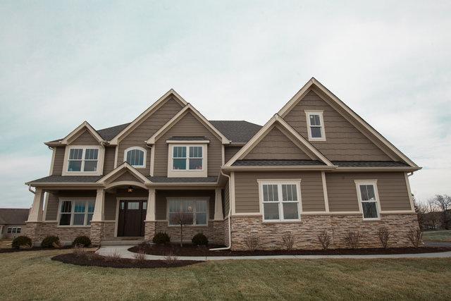 4717 Laughton Avenue, Oswego, IL 60543 (MLS #10337606) :: Century 21 Affiliated