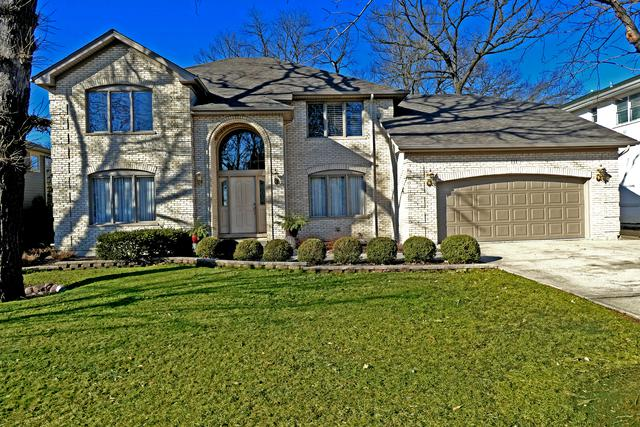 111 Florina Court, Wood Dale, IL 60191 (MLS #10337816) :: Domain Realty