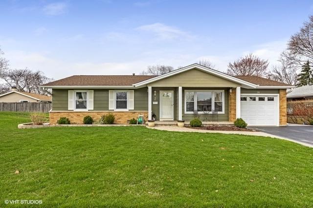 28 Grassmere Road, Elk Grove Village, IL 60007 (MLS #10337900) :: Leigh Marcus | @properties