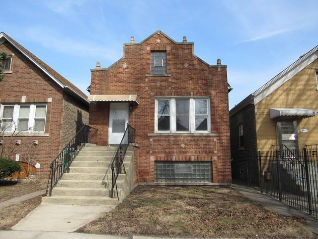 3417 S Marshfield Avenue, Chicago, IL 60608 (MLS #10337901) :: Domain Realty