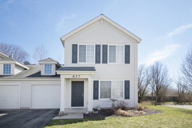 627 Briarcliff Drive, Minooka, IL 60447 (MLS #10337933) :: Domain Realty