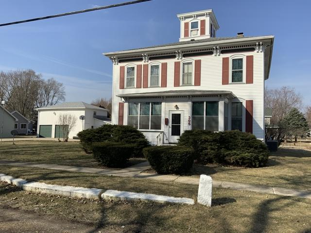 305 S Bushnell Street, Sheridan, IL 60551 (MLS #10338003) :: Leigh Marcus | @properties