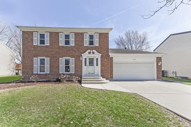 350 Hamstead Court, Roselle, IL 60172 (MLS #10338091) :: Helen Oliveri Real Estate
